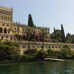 Burg bei Bardolino am Gardasee