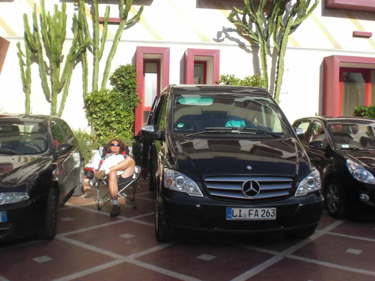 Frank Ambrozic ver Mercedes Camper