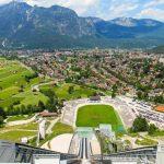 Garmisch-Partenkirchen Olympiaschanze