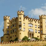 Schloss Hohenschwangau bei Füssen