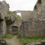 Teil der Festungsruine Hohentwiel