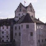 Das alte Schloss Mersburg