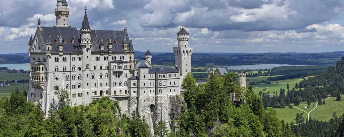 Schloss Neuschwanstein bei Füssen