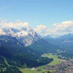 Zugspitze bei Garmisch-Partenkirchen